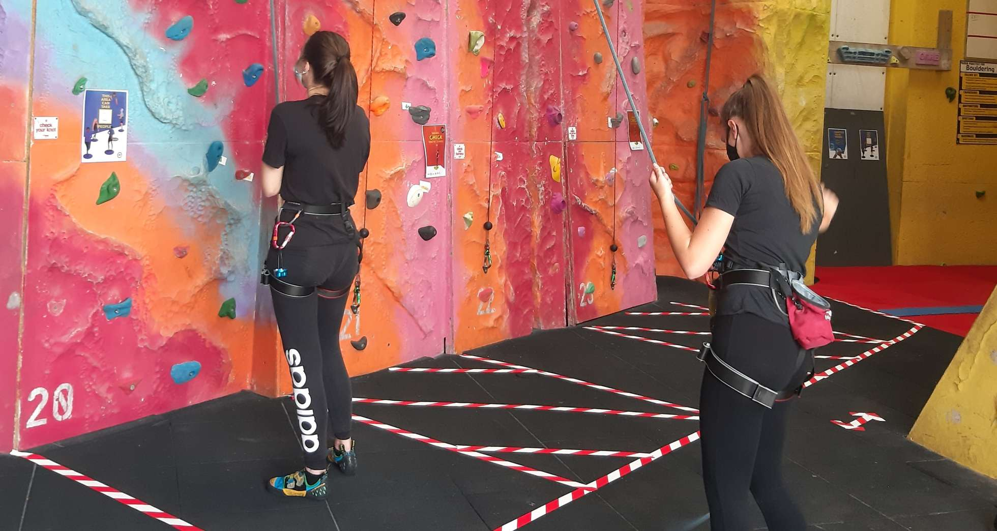 Young Person's Climbing Session (Age 8 to 17)